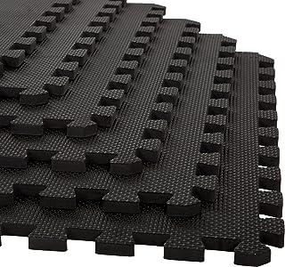 Stalwart Foam Mat Floor Tiles, Interlocking EVA Foam Padding Soft Flooring for..