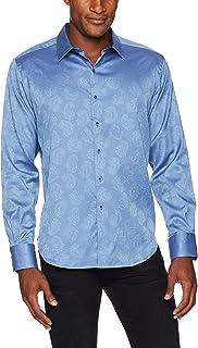 Robert Graham Men's Haystack Long Sleeve Classic Fit Shirt