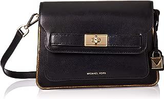 Michael Kors 30S9GT0F3L-001 Michael Kors Medium Shoulder Bag, Black