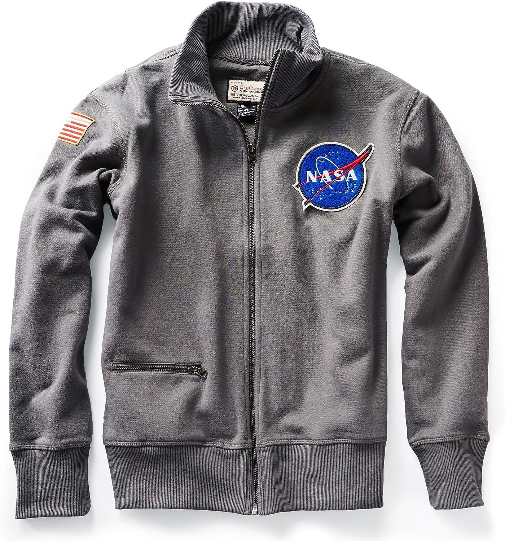 Red Canoe - National Heritage Brands NASA Rocket Scientist Full Zip