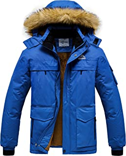 Best mens waterproof parka jacket Reviews