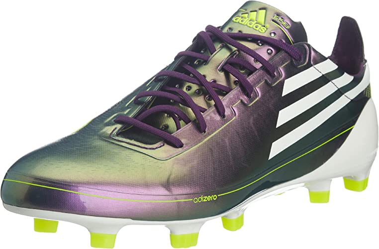 adidas F50 Adizero Trx Fg - Chaussures Football homme - Violet ...