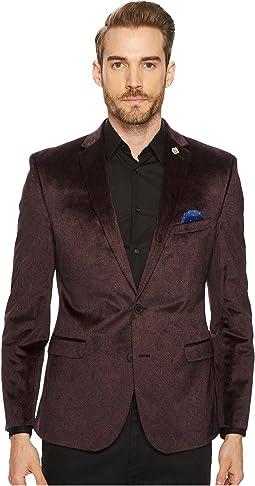 Nick Graham - Mars Landing Velvet Paisley Sport Coat