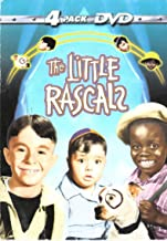The Little Rascals 4 Pack DVD Set (Bears Shooters/Waldo's Lst Stand/Dogs of War/The Pooch,/Arbor Day/Derby Day/Little Papa...