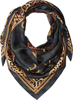 Polo Ralph Lauren - Regal Bullion Silk Square Scarf
