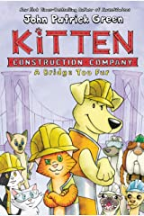 Kitten Construction Company: A Bridge Too Fur Kindle Edition
