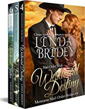 Montana Mail Order Bride Box Set (Westward Series) - Books 4 - 6: Historical Cowboy Western Mail Order Bride Bundle (Westward Box Sets Book 2)