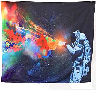 astronaut discovery tapestry