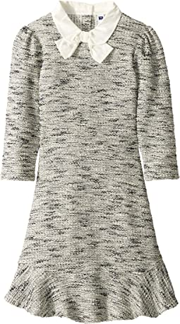 Boucle Collared Dress (Toddler/Little Kids/Big Kids)