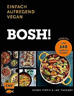 Bosh! einfach – aufregend – vegan – Der Sunday-Times-#
