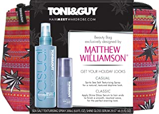 Toni & Guy Bag Gift Set, Mathew Williamson