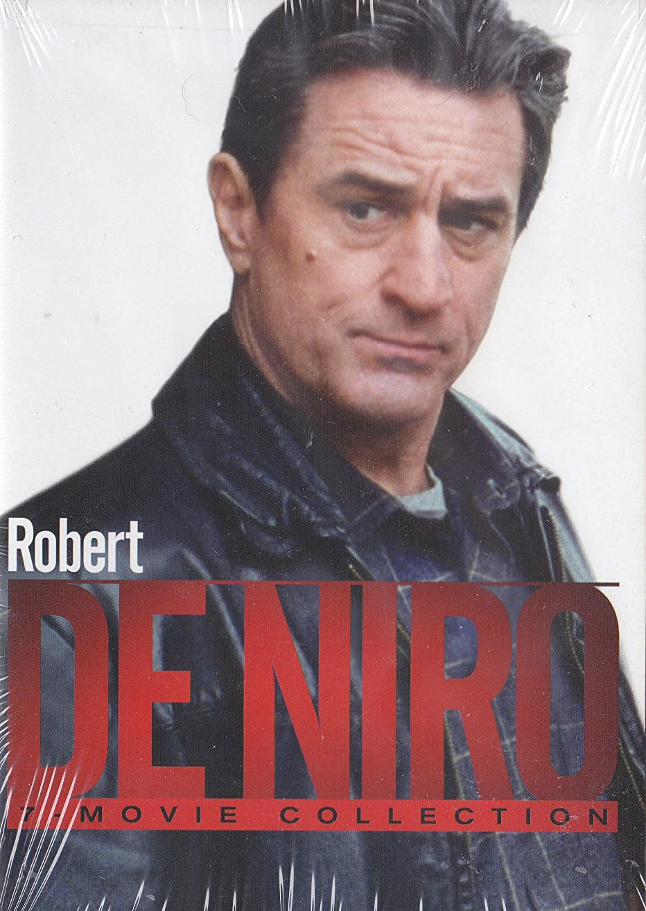 Robert De Niro 7 Movie Collection (Raging Bull, Ronin, Men of Honor, Stanley & Iris, True Confessions, Flawless, New York, New York) (DVD) (2011)