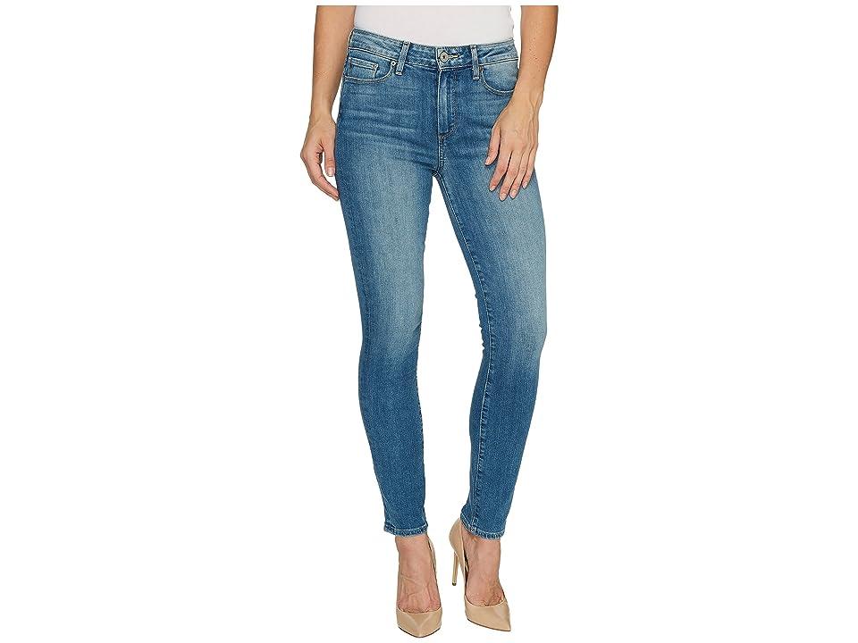 Paige Hoxton Ankle Peg in Marielle (Marielle) Women's Jeans, Blue