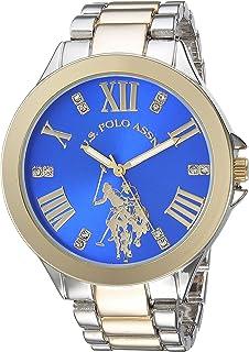 U.S. Polo Assn. Women's Quartz Metal and Alloy Watch,...