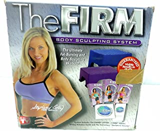 The Firm Fanny Lifter Step Aerobic Excercise Riser