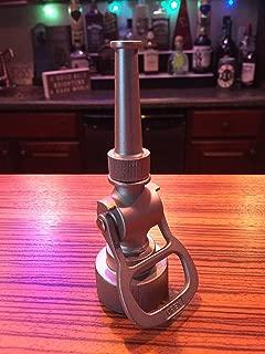 Firefighter Gift - Chrome Fire Hose Nozzle Bottle Opener