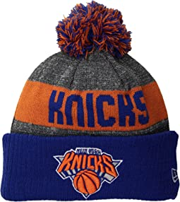 NEW16 Sport Knit New York Knicks