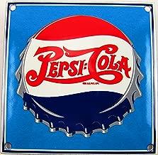 NUEVO esmalte Cartel Pepsi, 10 cm x 10 cm, Classic ...