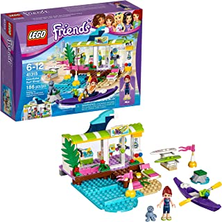 LEGO Friends Heartlake Surf Shop 41315 Building Kit (186 Pieces)