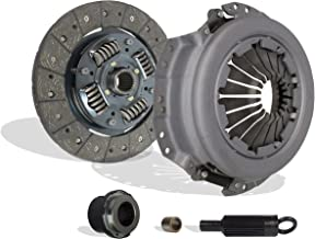 Clutch Kit Works With Chevrolet S10 Gmc Sonoma Isuzu Hombre Base LS SL SLS SLE XS Xtreme 1996-2001 2.2L l4 GAS OHV Naturally Aspirated