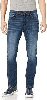 Men's Mid Rise Slim Skinny Jeans