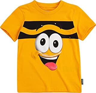 Crayola Children`s Apparel Kids` Short Sleeve Character Graphic Crewneck T-Shirt Tee