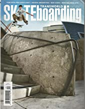 Transworld Skateboarding Magazine April 2014