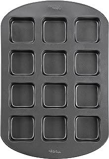 Wilton Brownie Bar Pan, 12-Cavity
