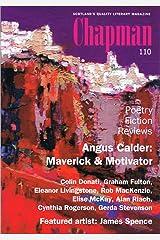 Angus Calder: Maverick & Motivator (Chapman 110) (Chapman Magazine) Paperback
