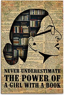 Notorious RBGPoster Ruth Bader GinsburgFeministCanvas Wall Art Prints Unframed Inspirational Gifts for Women Lawyers JudgesHome Decor 12x16 Inches