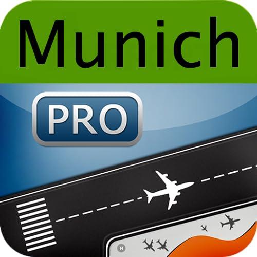 Flughafen München + Flight Tracker