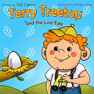 TERRY TREETOP AND LOST EGG (The Terry Treetop Series Book 1) (English Edition)