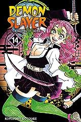Demon Slayer: Kimetsu no Yaiba, Vol. 14: The Mu Of Muichiro Kindle Edition