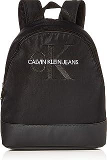 Calvin Klein - Ckj Monogram Nylon Cp Bp 35, Mochilas Mujer,