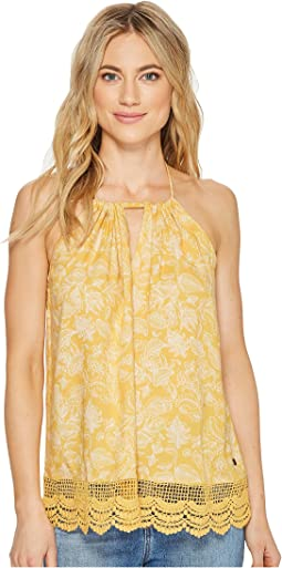 Roxy - Light and Breezy Printed Woven Top