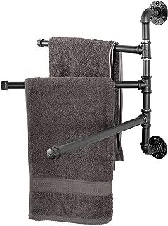 Best rustic towel bars Reviews