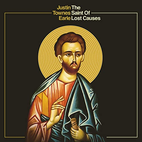 Resultado de imagen de Justin Townes Earle - Lp: 'The Saint of Lost Causes