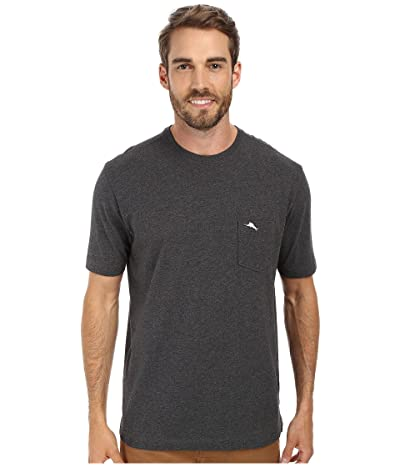Tommy Bahama New Bali Skyline T-Shirt (Charcoal Heather) Men