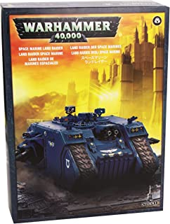 Games Workshop Space Marine Land Raider Tank Warhammer 40k