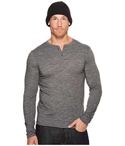 Royal Robbins Merinolux Henley (Charcoal) Men
