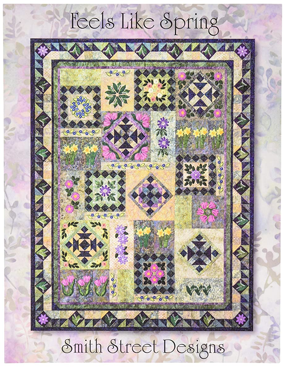 Smith Street Designs LHCSSD9038 Spring ME Pattern cd