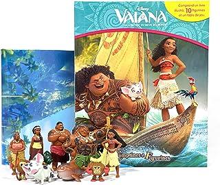 Disney Vaiana Comptines et Figurines