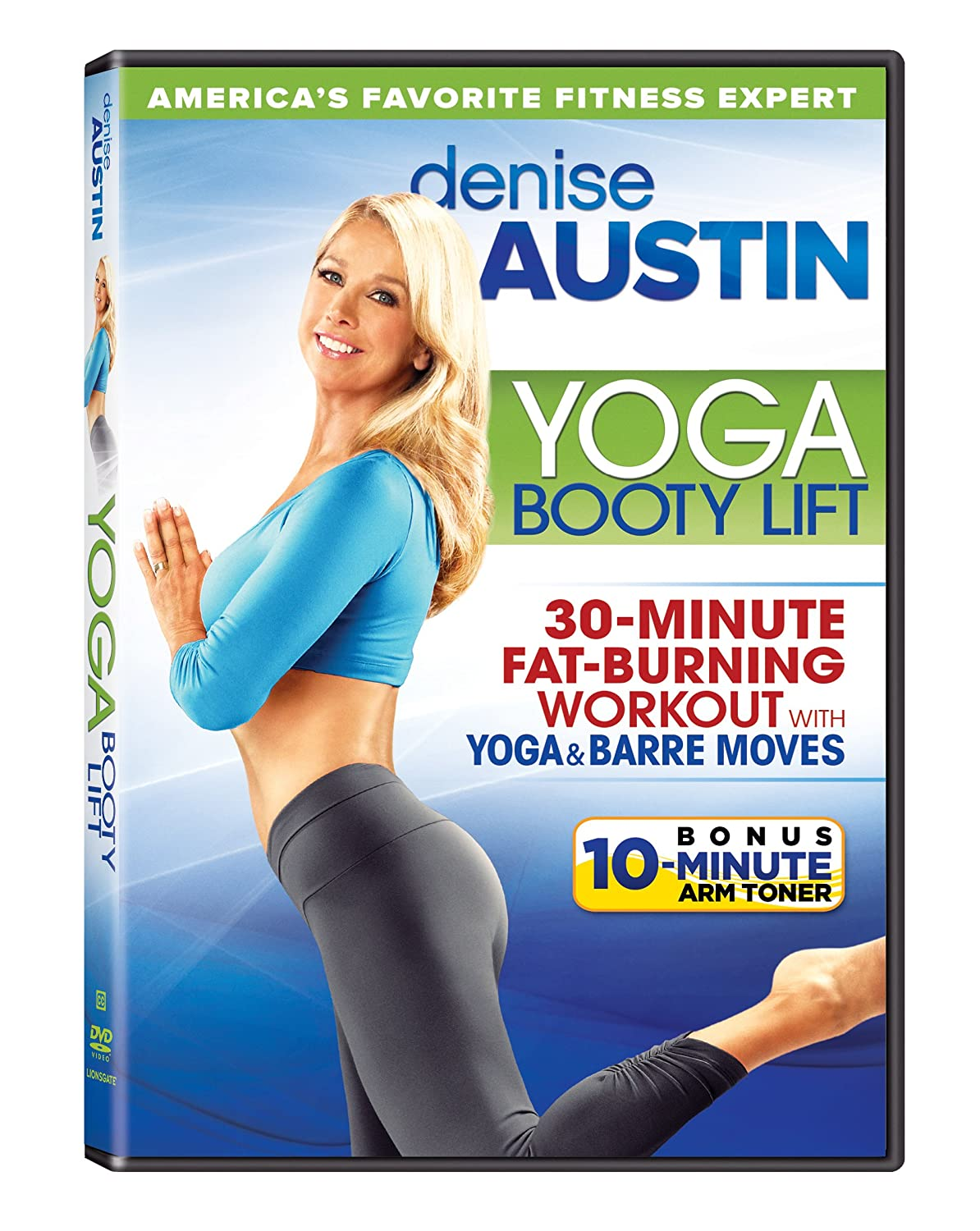 Denise Austin: Yoga Lift Sales of SALE items from new works Booty Popular product