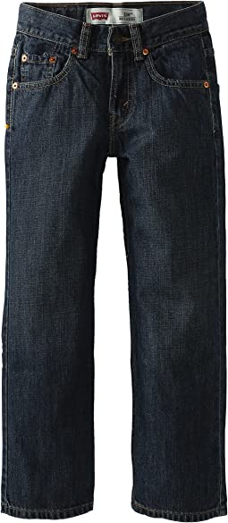 Levi's® Kids - 550™ Relaxed Fit - Slim (Big Kids)