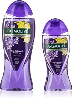 Palmolive Shower Gel Aroma Sensations So Relaxed, 500ml + 250ml