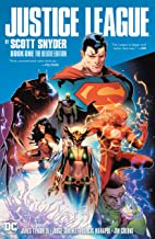 Justice League by Scott Snyder Book One Deluxe Edition (Justice League (2018-) 1)