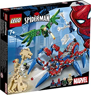 LEGO Super Heroes Spider-Man's Spider Crawler for age 7+ years old 76114
