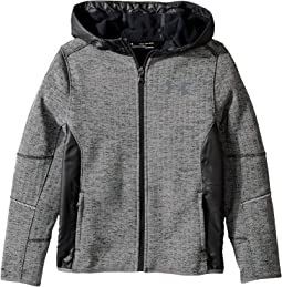 Under Armour Kids UA Swacket Full Zip (Big Kids)