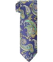 Eton - Paisley Print Tie