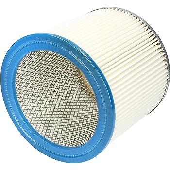 Wessper Filtro de cartucho para aspirador Bosch PAS 1000 (Para uso seco): Amazon.es: Bricolaje y herramientas